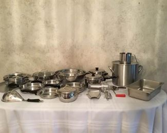 Stainless Cookware