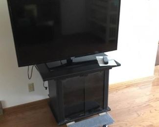Samsung 46 Inch TV and Stand