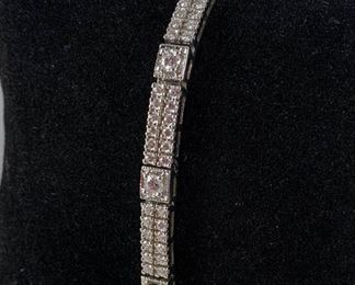 Gorgeous Diamond Tennis Bracelet