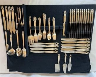 International Silver Sterling Flatware Set