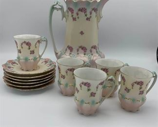 MZ Austria Tea Set