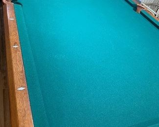 50% OFF ON FRIDAY - Legacy Billiards Pool Table - from Kinney Billiards - like new