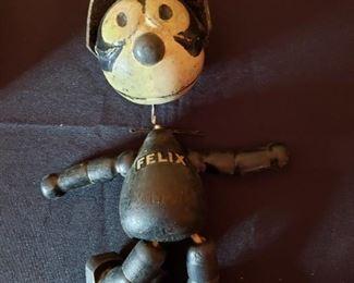Felix the Car Wooden Puppet