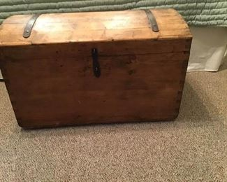 Antique Hope Chest all Wood