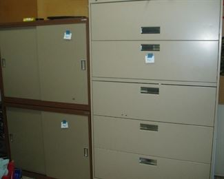 Storage Cabinets & File Cabinet
