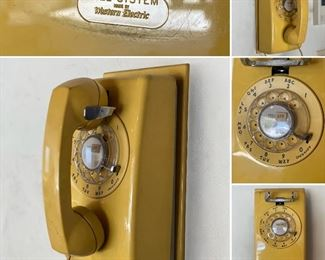 Vintage Western Electric telephone