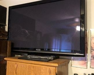 """55"""" flat screen tv"""
