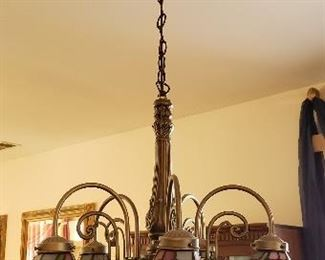 All Tiffany Style Lighting and Ceiling Fan for Sale