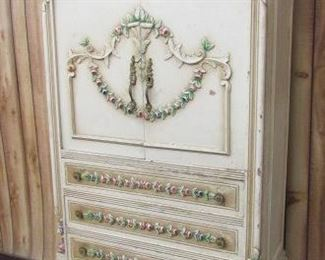 Chest w/Doors & Drawers
