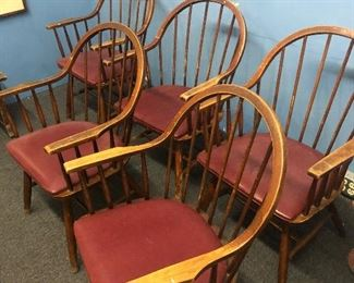 Dining chairs from Presti's