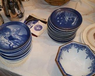 Royal Copenhagen  sets