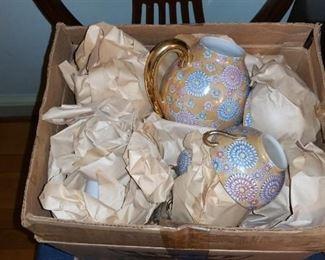 Small Japanese Tea set.
