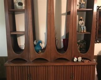Custom Built Hutch