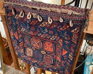 Persian camel saddle bag
