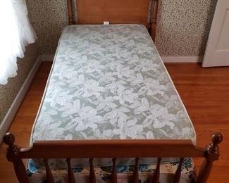 Sanford Furniture Twin Bed
