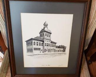 Jerry Miller Sign Sanford City Hall