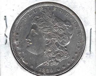 1889 Morgan
