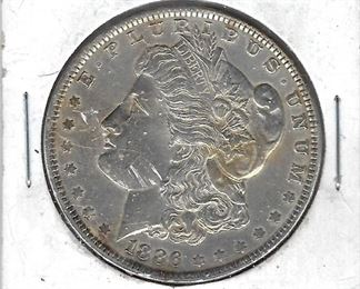 1886 Morgan