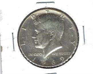 1969 Kennedy