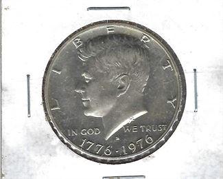 Bicentennial Kennedy