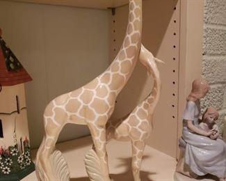 Lavante Porcelain Giraffe
