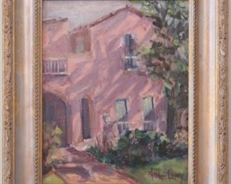 Painting of the sale house