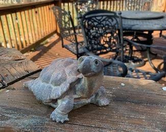 Turtle lawn ornament