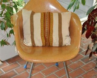 Original Molded Fiberglass Eames Chair