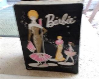 1960s Barbie case