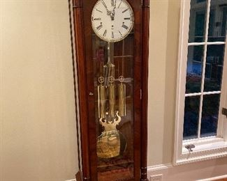 Sligh Tall Case Clock