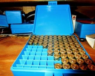 Home made  9 MM and all other calibers. Hundreds of rounds.