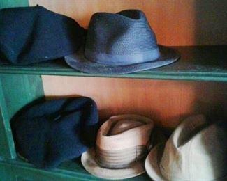 Hats and berets