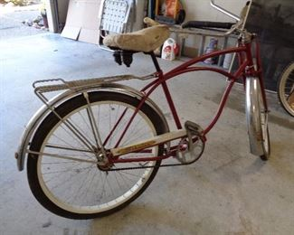 another Schwinn bike. This will also be a bid item until the sale is over. Call 501 463 1522 to leave a bid