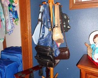 lots of purses