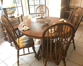 Eat In Table and Chairs