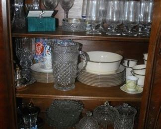 Glassware and Dishes // Kitchen