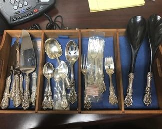 Francis 1st Sterling // Not complete set / One Piece of Whiting Neapolitan