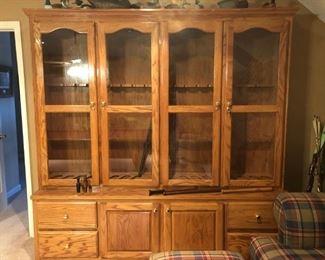 Fine Gun Cabinet