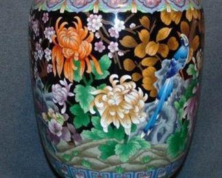 Large Cloisonne Vase 1a