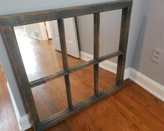 Mirrored Window Frame https://ctbids.com/#!/description/share/271045