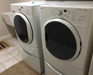 Kenmore  HE2Plus Washer and Dryer