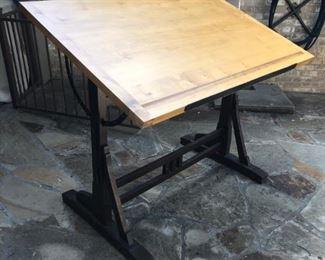 Restoration Hardware Draft Table
