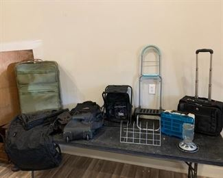 Luggage Pieces