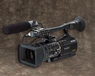 SONY HVR-V1U HDv 1080i Professional Camcorder