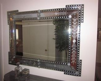 Many Landing Galleries Venetian Mirror's