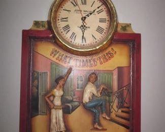 Wall Clock Fun