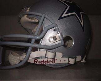 Dallas Cowboy's Memorabilia