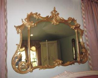 So Many Great Gold Gilt Mirrors