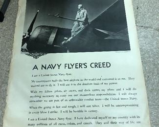 12 - WWII U.S. Naval Aviation Aviation Training Posters - Edward Steichen