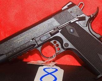 8COLTCOLT RAIL GUN22AUTO1-MAG, CASE, UNFIRED